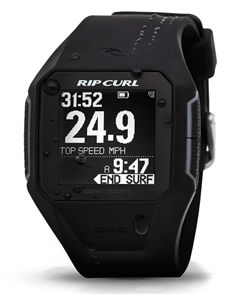 Rip Curl Search GPS Watch, Black